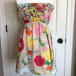 Anthropologie Judith March Dress